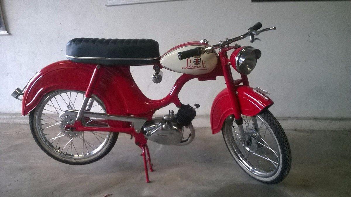 Ciclomotor Leonette
